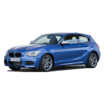 Подогрев сидений БМВ 135й - BMW M135i