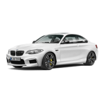 Подогрев сидений БМВ М2 - BMW M2