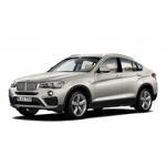 Подогрев сидений БМВ Х4 - BMW X4
