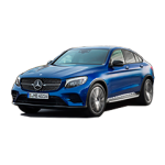 Подогрев сидений Мерседес Бенц GLC Купе - Mercedes-Benz GLC Coupe