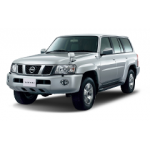Подогрев сидений Ниссан Сафари - Nissan Safari