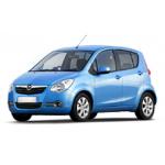 Подогрев сидений Опель Агила - Opel Agila