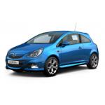 Подогрев сидений Опель Корса ОПЦ - Opel Corsa OPC