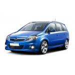 Подогрев сидений Опель Зафира ОПЦ- Opel Zafira OPC