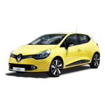 Подогрев сидений Рено Клио - Renault Clio